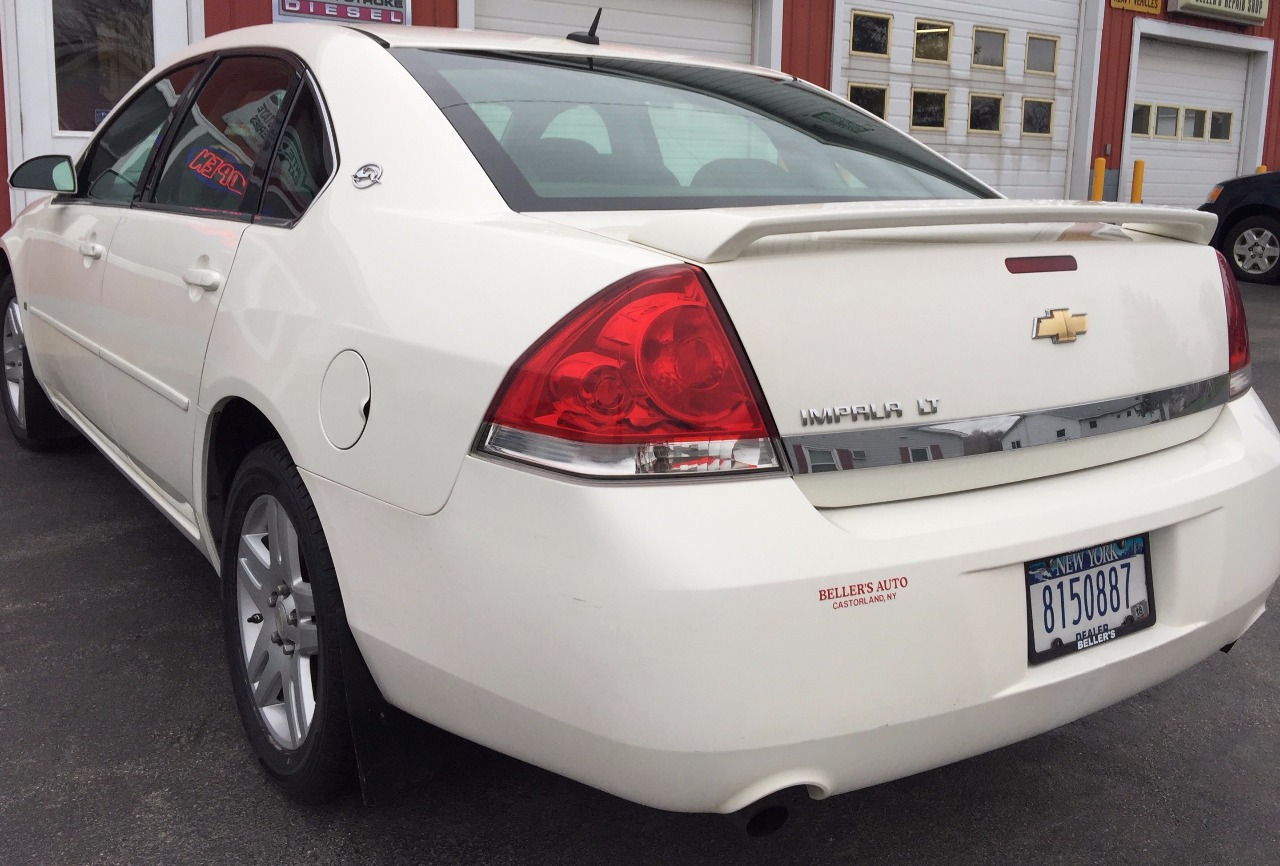 2007 Chevy Impala LT | Bellers Auto