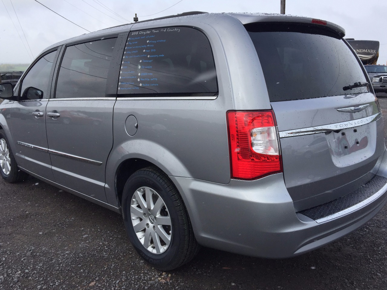2015 Chrysler Town And Country Bellers Auto 20800 Miles