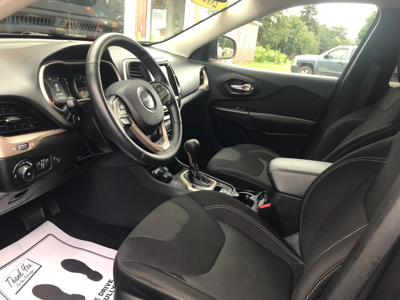 2015 Jeep Cherokee Latitude Bellers Auto