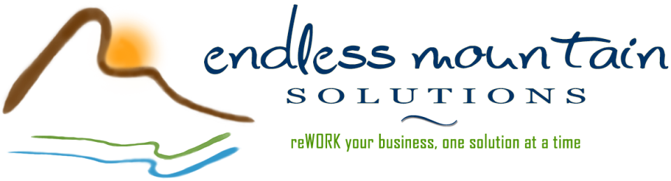 Endless Mountain Solutions Logo