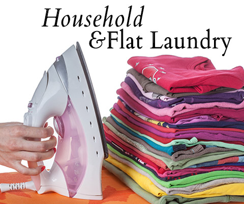 Household Flat Laundry Cleaning Dry Cleaning Tailoring