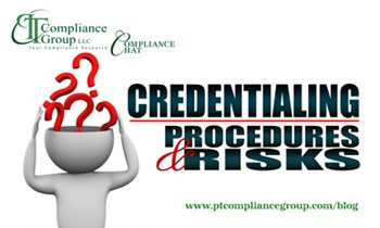 Credentialing - PT Compliance Group