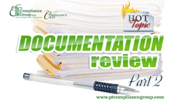 Documentation Review Part 2