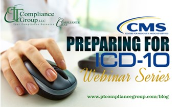 Preparing for ICD-10 - PT Compliance Group