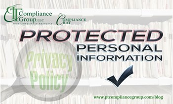 Protected Personal Information - PT Compliance Group