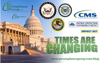 Times Are Changing - PT Compliance Group