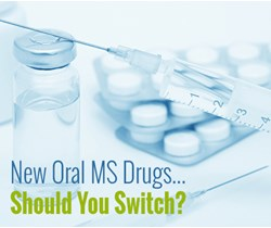 Pennsylvania Healthcare Providers Blog - New Oral MS Drugs - Should You Switch?