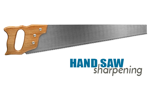 Saw Sharpening Service : Hand saw sharpening services