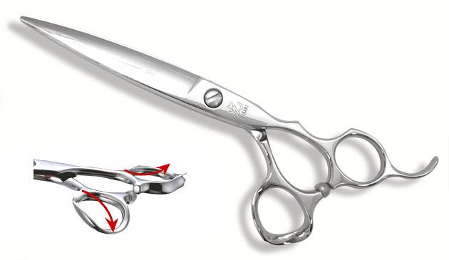 Hikari ARC 168 Dry and Wet Cut Scissors
