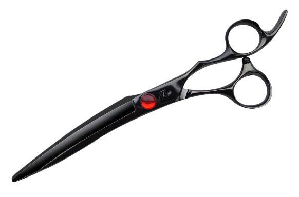 tara xpb black titanium scissors hair cutting shears