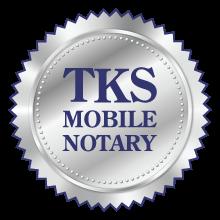TKS Mobile Notary Logo