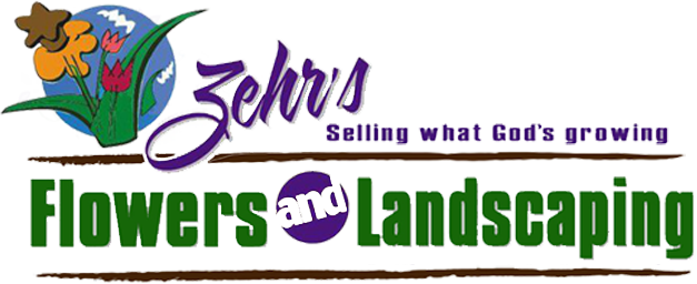 Zehr's Flowers and Landscaping Logo