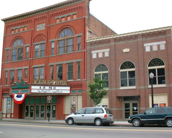 Keystone Theatre at 125 Years