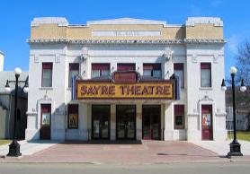 Sayre Theatre in Sayre, PA