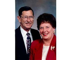 Walter & Beverly Buffington in 1990