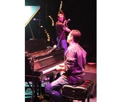 Adam Pascal & Larry Edoff