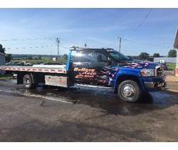Bellers Auto Flatbed Ready to Transport