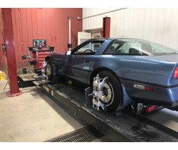 Get a Wheel Alignment