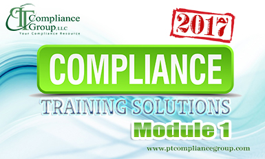 2017 Compliance Training Solutions - Module 1