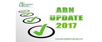 ABN Update 2017