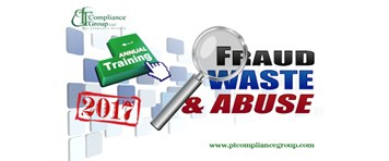 Annual Training Fraud Waste and Abuse 2017