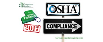 Annual Training OSHA Compliance 2017