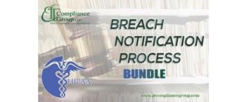 Breach Notification Process: Bundle