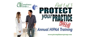 Protect Your Practice 2016 Part 1