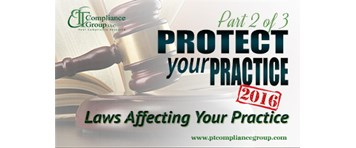 Protect Your Practice 2016 Part 2