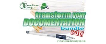 Transform Your Documentation 2016 Bundle