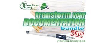 Transform Your Documentation 2018 Bundle