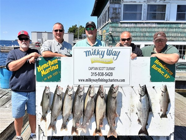 The Matt Kilhoffer Party with Trout, King & Brown!