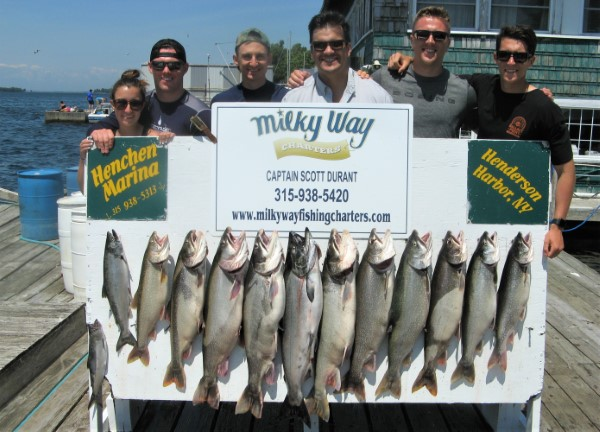 The Matt Ortegon Party With 10 Lakers, 2 Skippers and 1 Mature King!