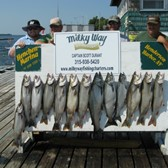 The Stratton Party With Day 2 Catch of 3 Kings & 10 Lakers!