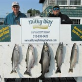 2 Kings, 1 Coho & 2 Lakers for John & Joe!