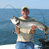 A 19 Pound Lunker Lake for John!