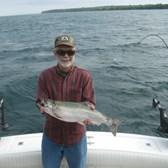 A Coho Salmon for Bob!