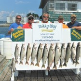 Lake Trout Limit  1 Brown for Remington Party!