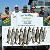 Lake Trout Limit for the Paull Party!