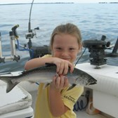 Mackenna Showing Off Her Skipper King!