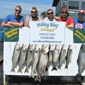 Matt Arms Party With 1 King & 9 Lakers Featuring 28 Pounder!