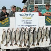 The Ben Pate Charter with Lake Trout Limit & 1 King!
