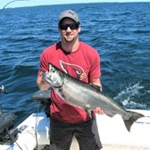 Tom with Nice King!