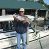 Henderson Harbor Fishing with Milky Way Charters - Earl with 14 lb. Lake Trout!