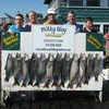 Henderson Harbor Fishing with Milky Way Charters - Bill Thomas Party With Lake Trout Limit!