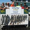 Henderson Harbor Fishing with Milky Way Charters - The Ben Pate Party With 3 Kings, 7 Lake Trout & 1 Whitefish!