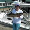 Aimsley With a Nice Lake Trout!