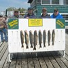 Henderson Harbor Fishing with Milky Way Charters - A great day for the Tim Suiter Party!