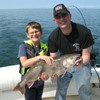 William & Will With a Nice Trout!