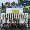 Henderson Harbor Fishing with Milky Way Charters - Corporate Catch! Group Charter Balchem, DiamondV and West Central